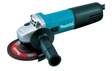 MAKITA 9558HNZ Szlifierka kątowa 840W 125mm